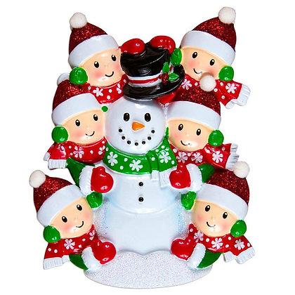Snowman - 6