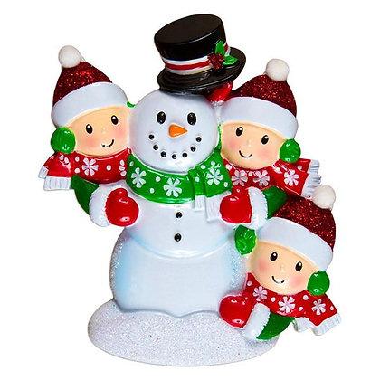 Snowman - 3