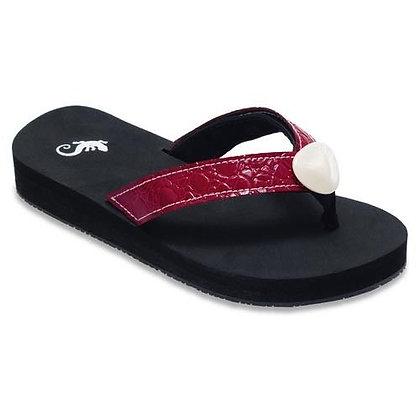 Sierra's Sandals - Flat Black