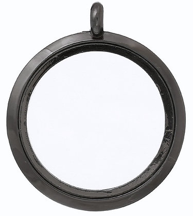 Locket - Gunmetal