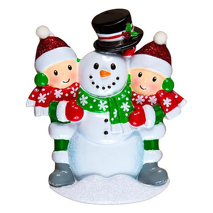 Snowman - 2
