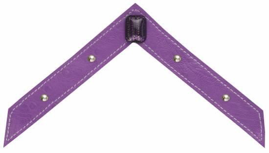 Murano Purple