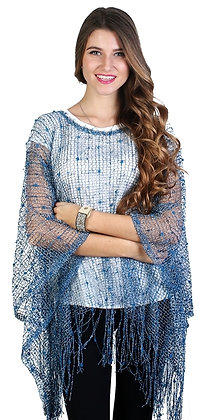 Fringe Crochet Topper
