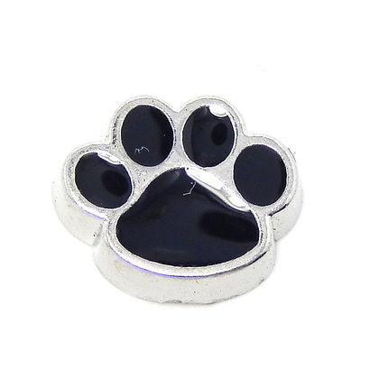 Pawprint - Black