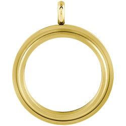 Locket - Gold