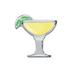 Cocktail Glass - Yellow