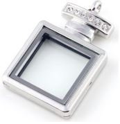 Locket - Silver