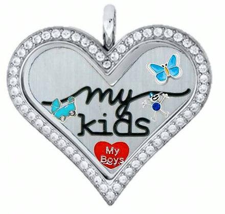 Locket - My Kids