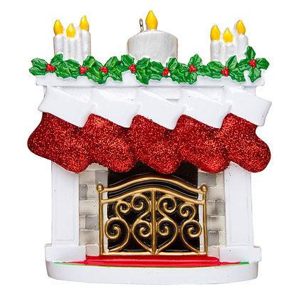 Fireplace - 4