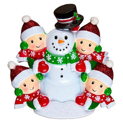 Snowman - 4