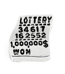 Lottery Ticket (Bronze)