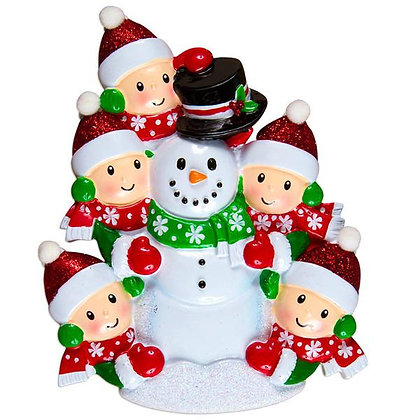 Snowman - 5