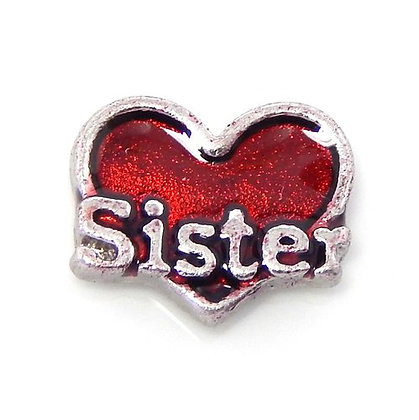 Sister - Red Heart
