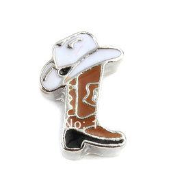 Cowboy Hat & Boot