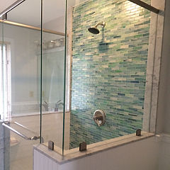 tile installation Manchester Center VT/showers