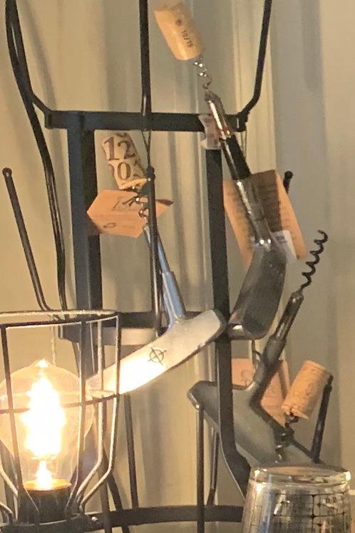 Vintage Putter Corkscrew