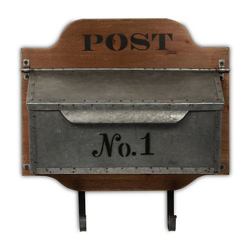 Vintage Style Post Box