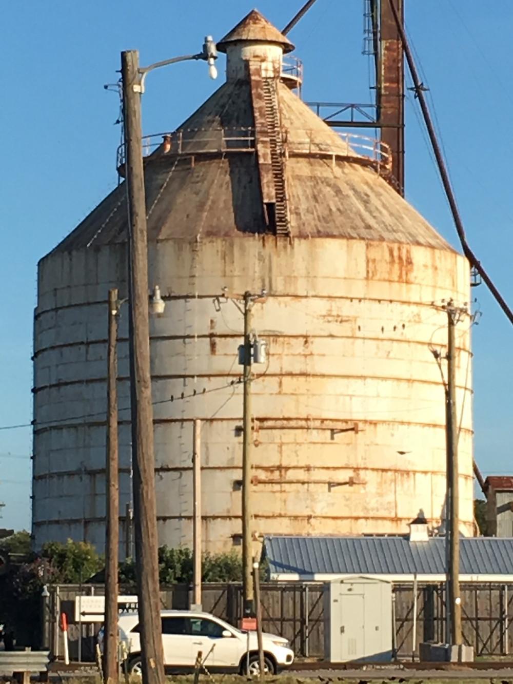 Silos, Waco Texas