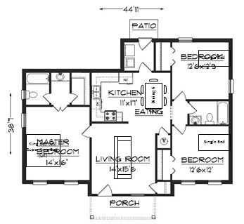 Room Design Plan