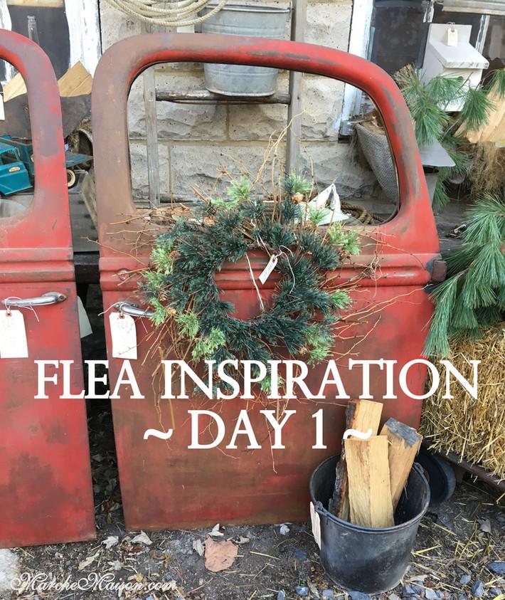 Flea Inspiration ~Day 1~!