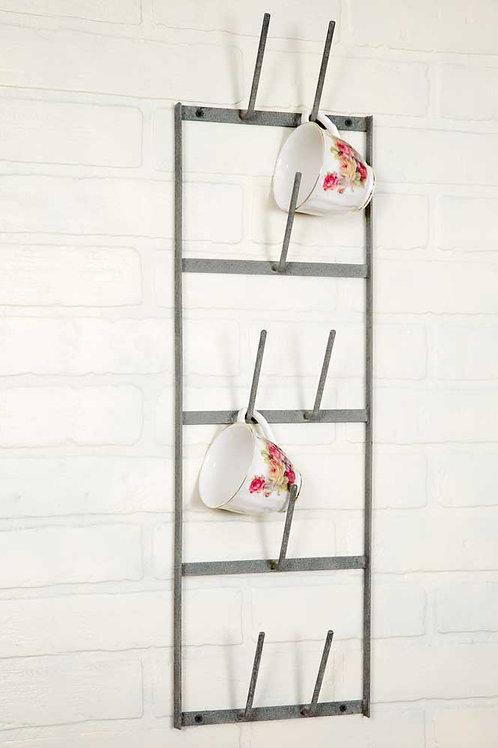 Narrow Bottle Wall Rack