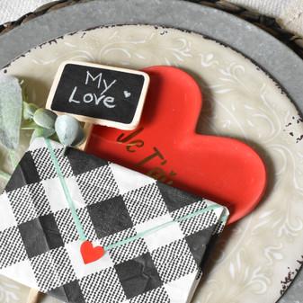 The Love Letter Napkin