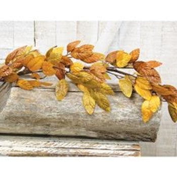 Golden Fall Garland