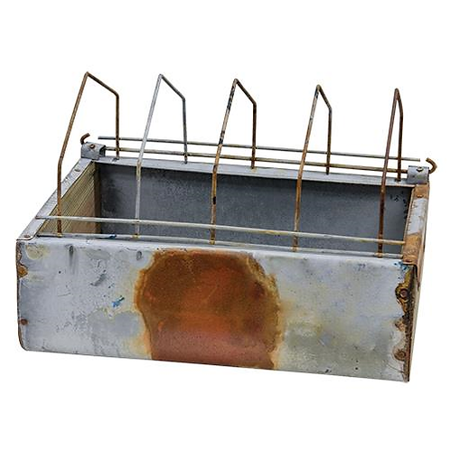 Galvanized Feeder Box