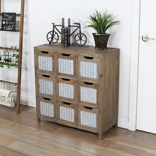 Farmhouse Storage Console