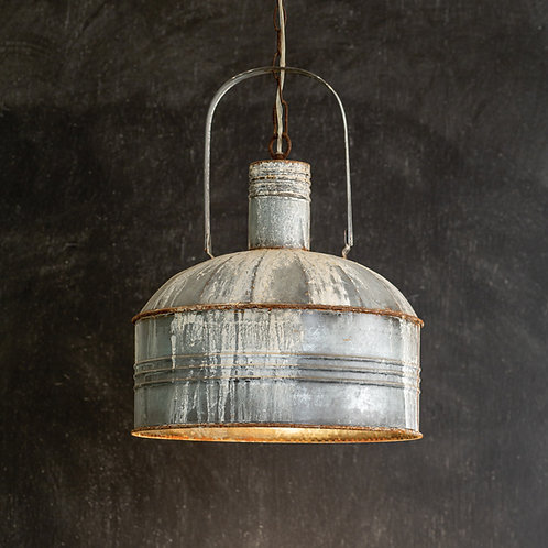 Industrial Forge Pendant Light