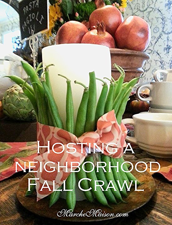 Hosting a Fall Crawl