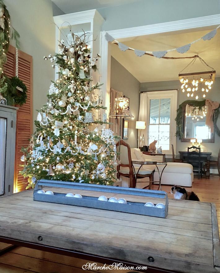 The Post Christmas Christmas House Tour!