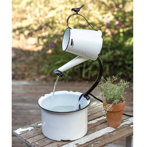 Water Pail Electric Fountain