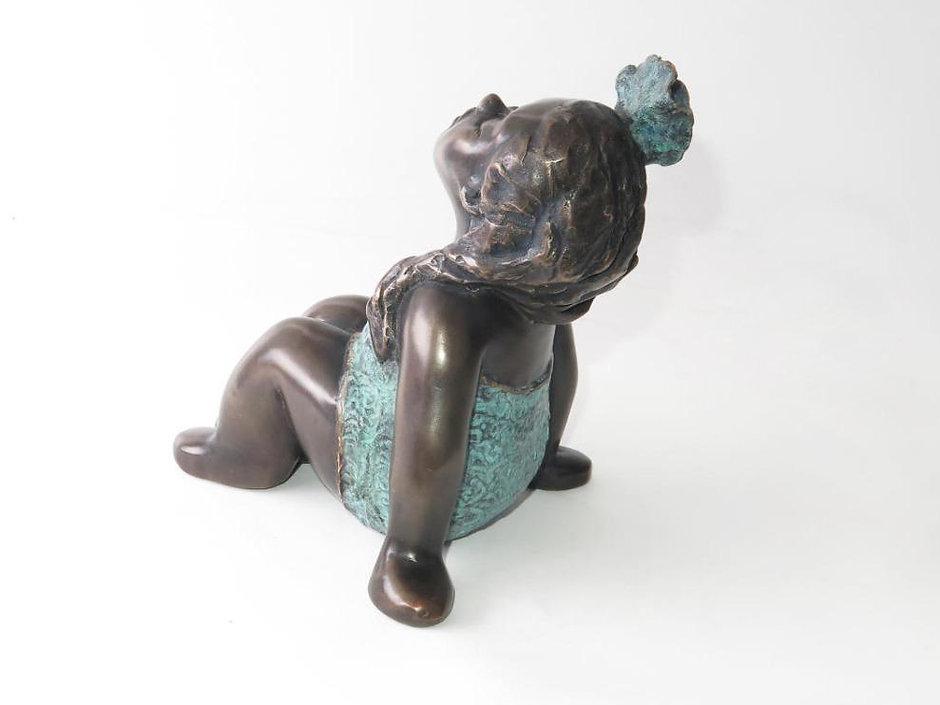petite scultpure bronze
