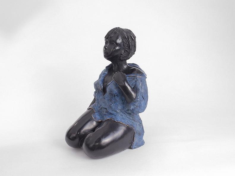 sculpture bronze contemporain mimi sculptures