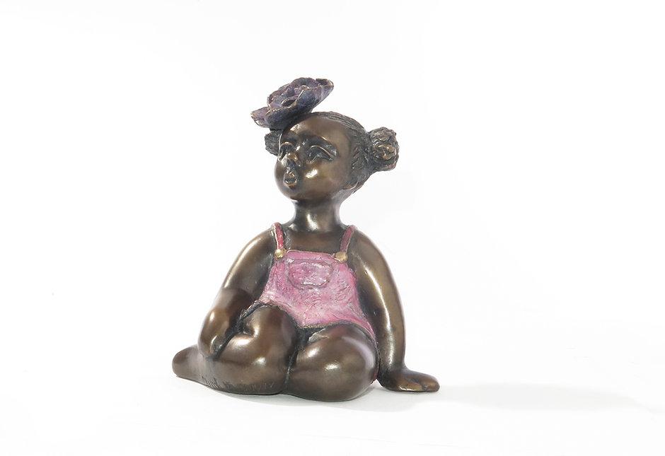 Petite sculptures bronze