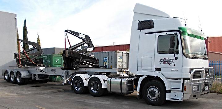 Kellett Australian  Container Transport Services