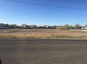 Land for Sale in Los Lunas, New Mexico 1.5 Acres, City Utilites, Centraly located listed with Nino Trujillo and Company by Realtor Nicole Golino.