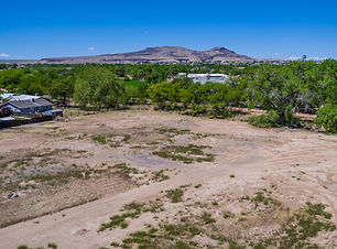 Commercial Land For Sale in the heart of Los Lunas, New Mexico listed with Nino Trujillo and Company by Reator Nicole Golino.