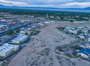 Commercial Land for Sale in Los Lunas, New Mexico in fast developing area, beautfiul views, ideal location, high traffic area, brewery, restaurant listed with Nino Trujillo and Company by Realtor Nicole Golino.