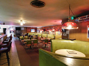 Restaurant Bar for Sale with Liqure Liscense in Belen, New Mexico, high traffic area, patio, main street listed with Nino Trujillo and Company by Realtor Nicole Golino.