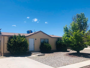 3 Bedroom, 2 Bathroom Manufactured Home for Sale in Belen, New Mexico listed with Marisa Chavez at Nino Trujillo and Company.