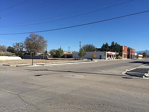 Commercial property for sale in prime location in Belen, New Mexico listed with Qualifying Broker Nicole Golino of Nino Trujilo and Company.