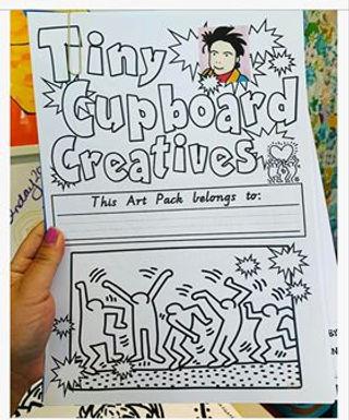 Art Packs - Shop