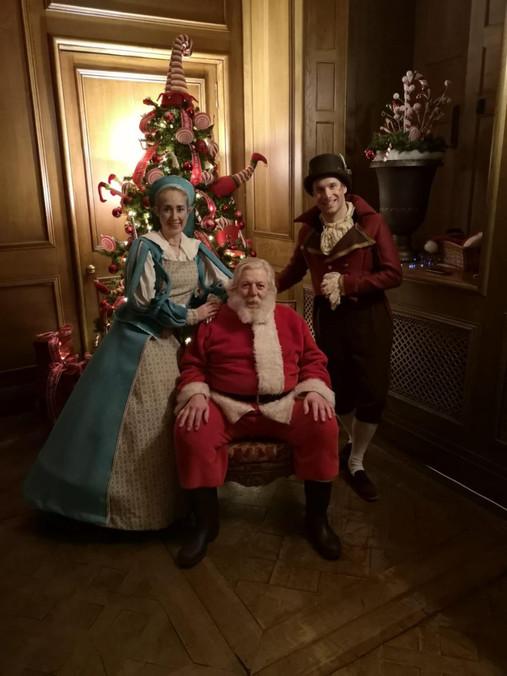 Callendar House Christmas 2018 & 2019