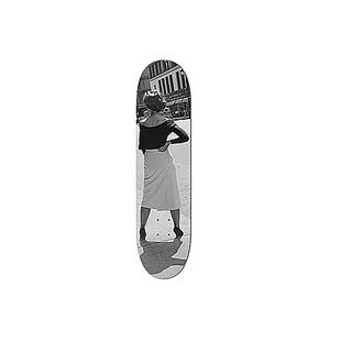 Bill Rauhauser Skateboard Deck