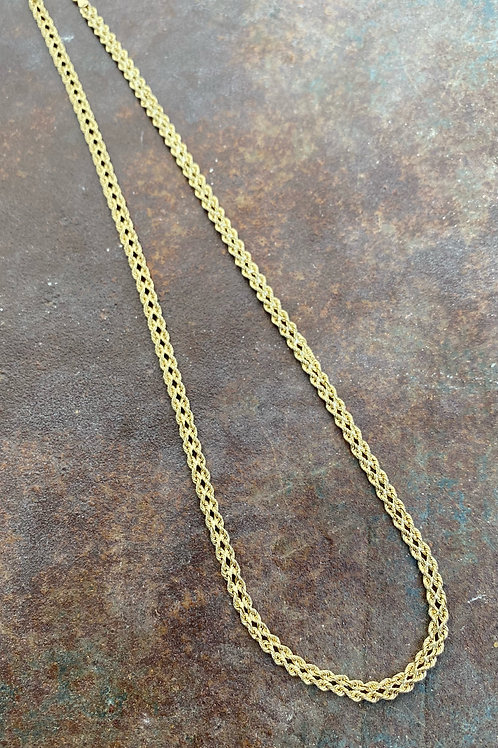 14 kt necklace