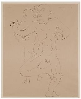 Isamu Noguchi - (1908-1988)