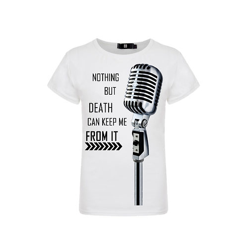 Microphone Passion White