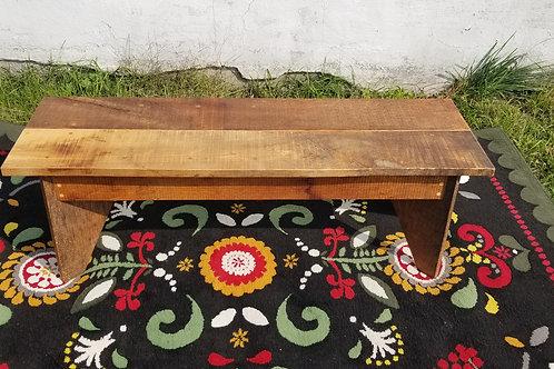 Bench - Solid Wood - Handmade